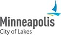 Minneapolis City of Lakes Logo
